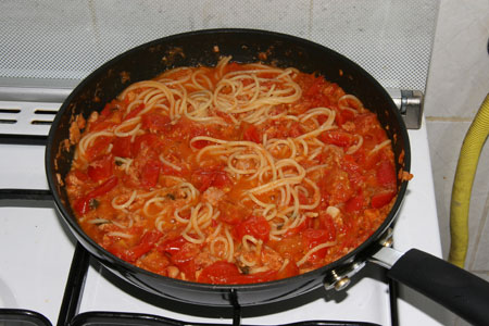Saltiamo gli spaghetti