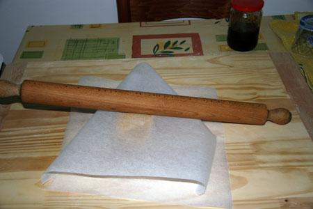 Trucco per stendere la pastafrolla