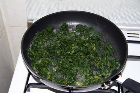 Saltiamo gli spinaci