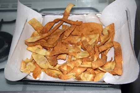 Frappe fritte