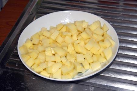 Tagliamo le patate