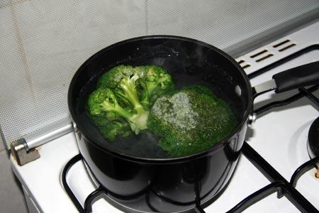 Lessiamo i broccoletti