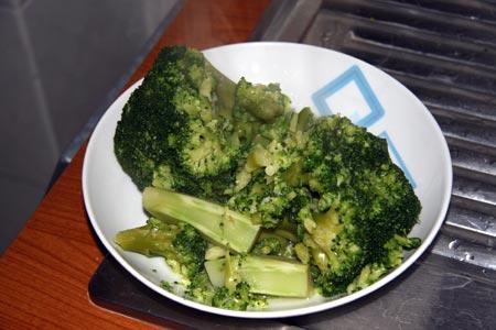 Scoliamo i broccoletti