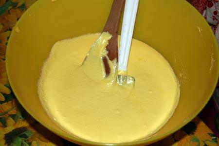 Amalgamiamo bene la crema