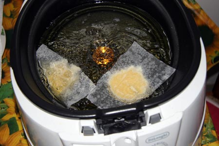 Bignè in frittura