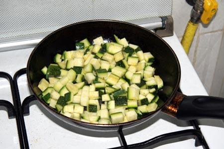 Saltiamo le zucchine
