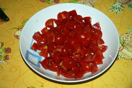 Pomodorini a dadini